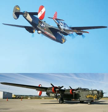 Sign-ups now being taken for WWII bomber crew fantasy camp