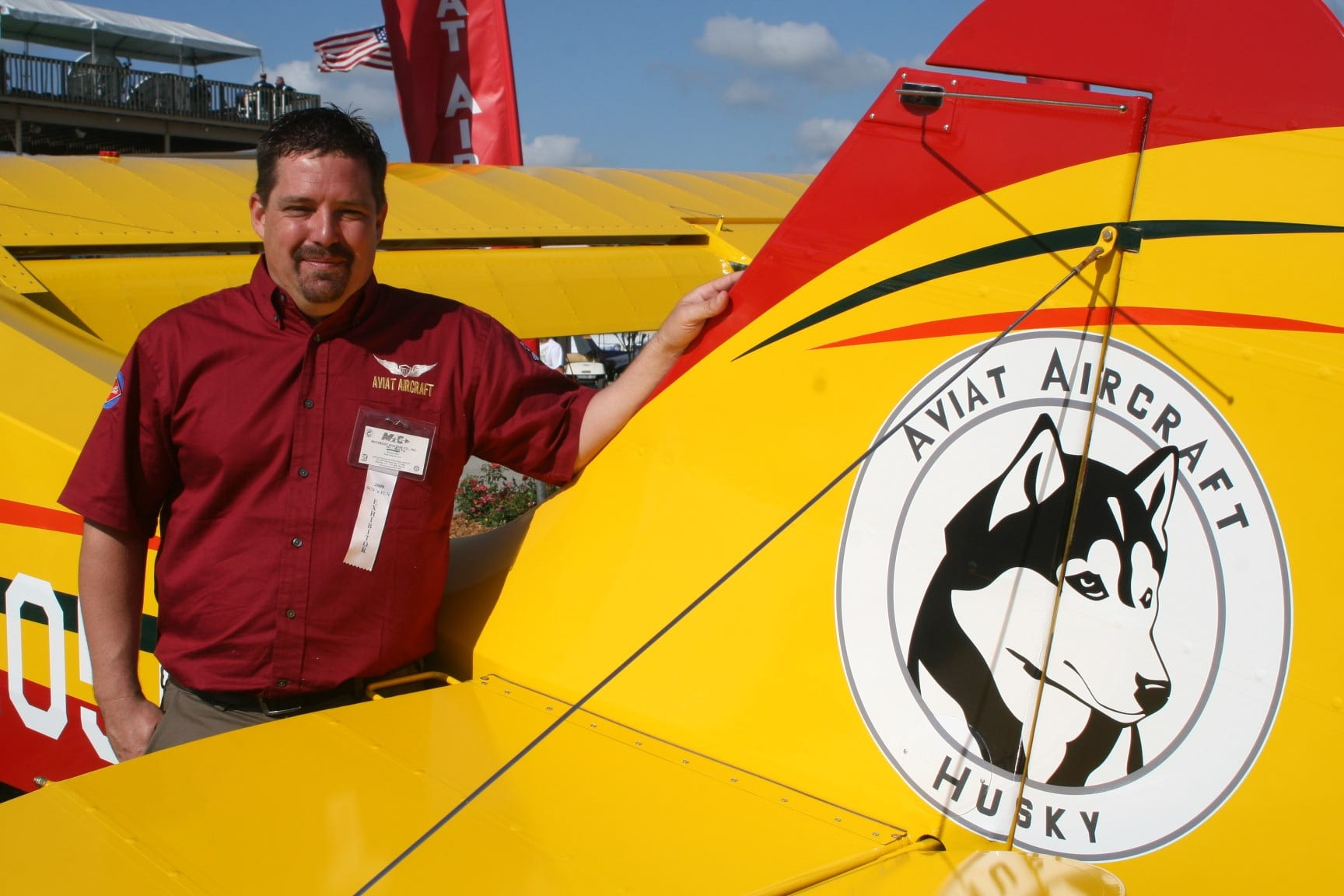 Airpro signs on as Husky dealer
