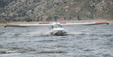 Icon A5 completes high-performance water testing