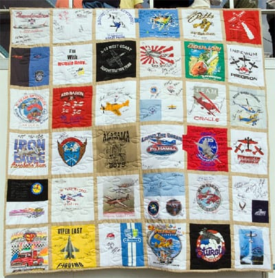 Quilt to benefit Henley