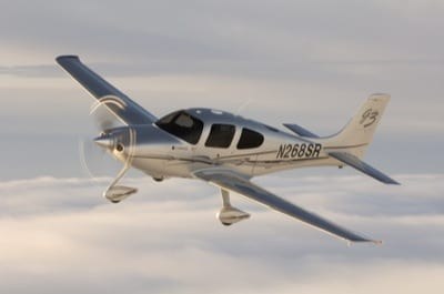 flying the cirrus sr22 g3