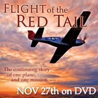 'Flight of the Red Tail' released to DVD