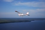 A Paradise P1 on an early morning breakfast flight to nearby Okeechobee County Airport.