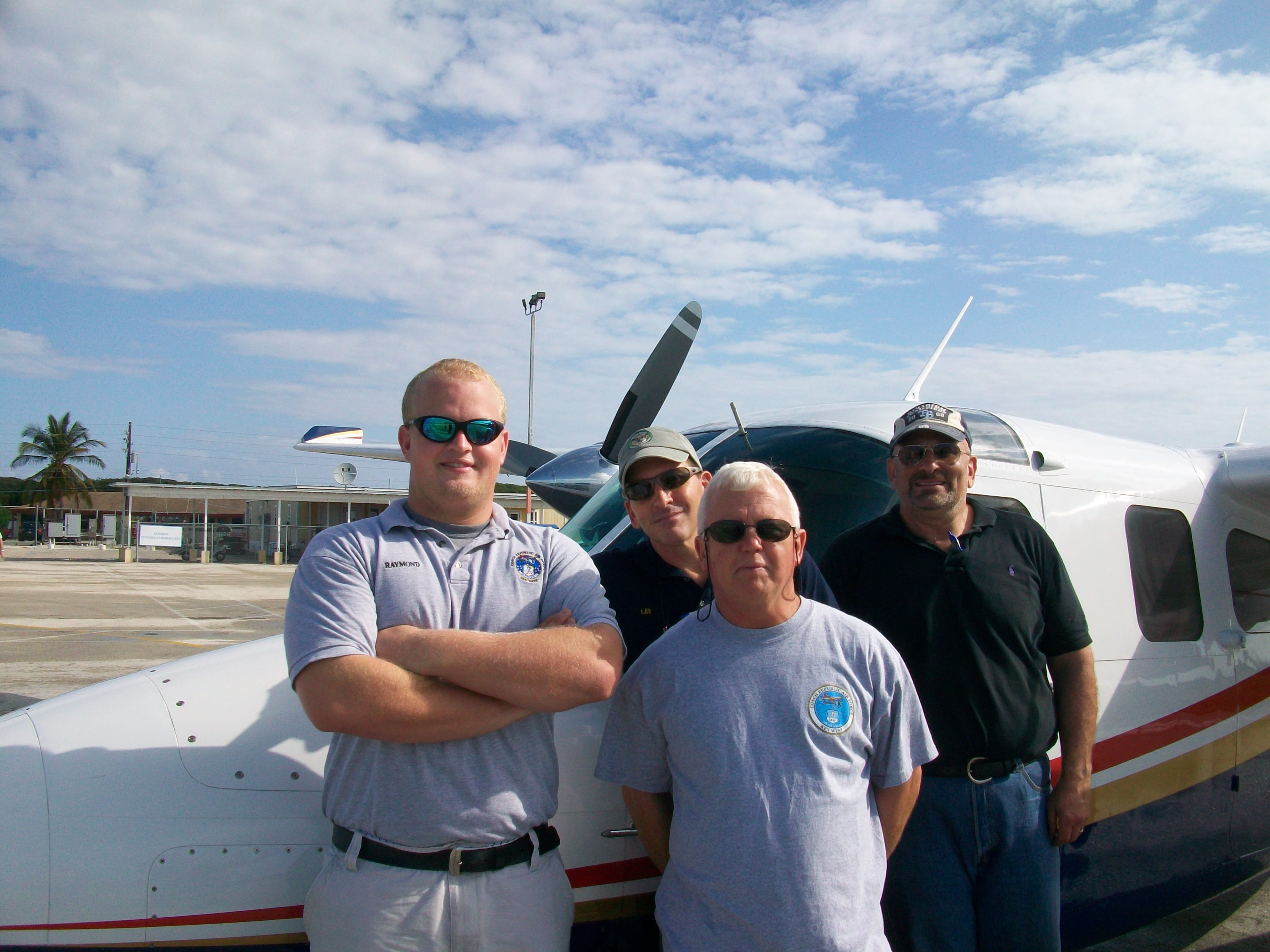 Conch Republic Air Force makes relief flight to Haiti