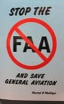 'Stop the FAA and Save General Aviation'
