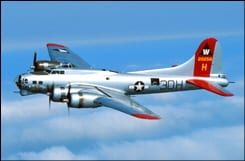 Airshow to feature B-17 bomber