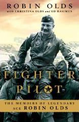 Robin Olds memoirs to be released April 13