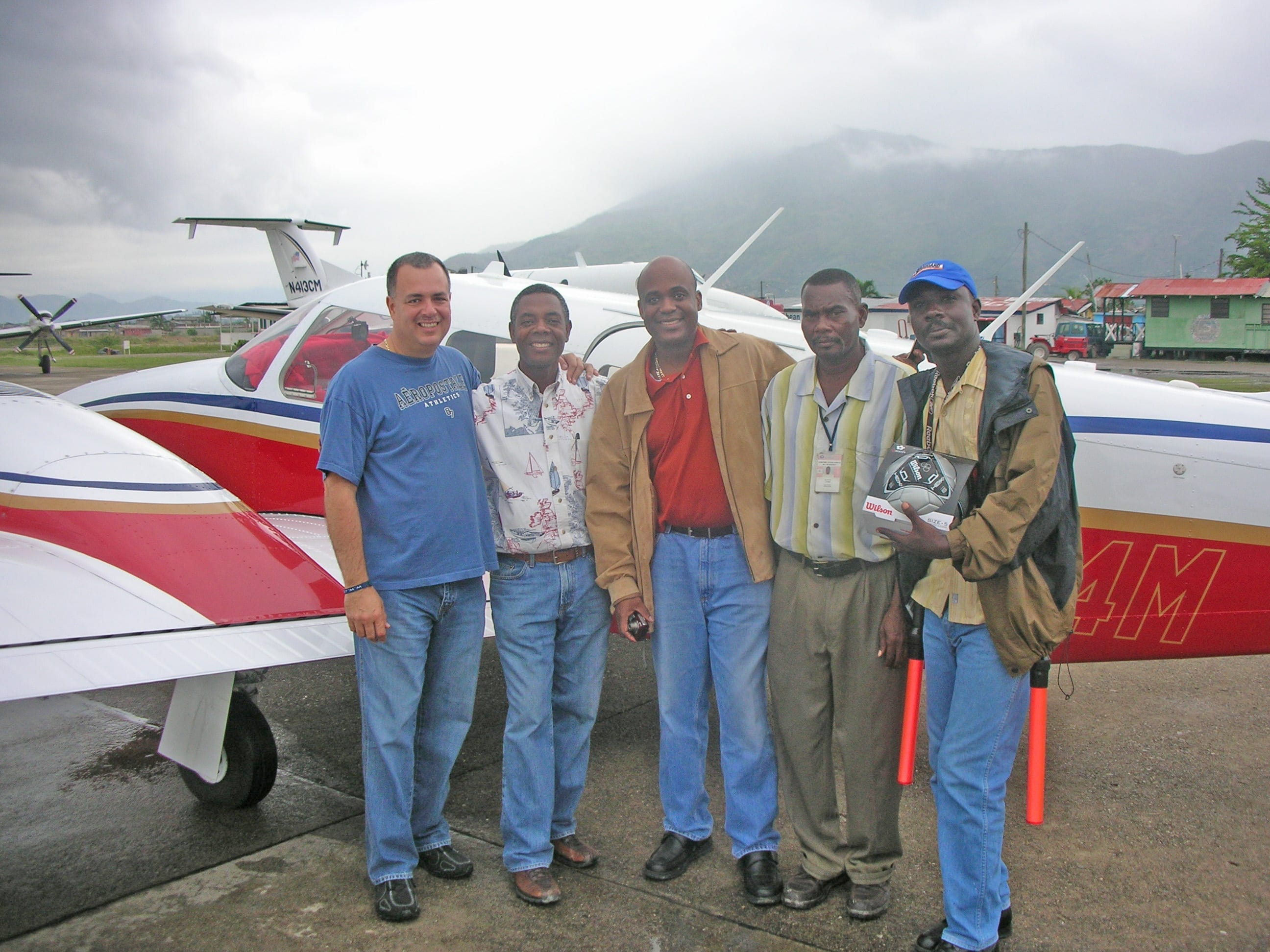 Need continues for Haitian relief