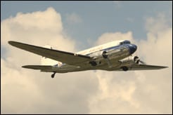 'The Last Time' plans record-setting DC-3 flight