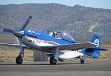 Parker to attempt to set record at Golden West Fly-In