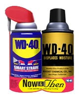 WD-40 offers 1950s collector's can; wants your stories