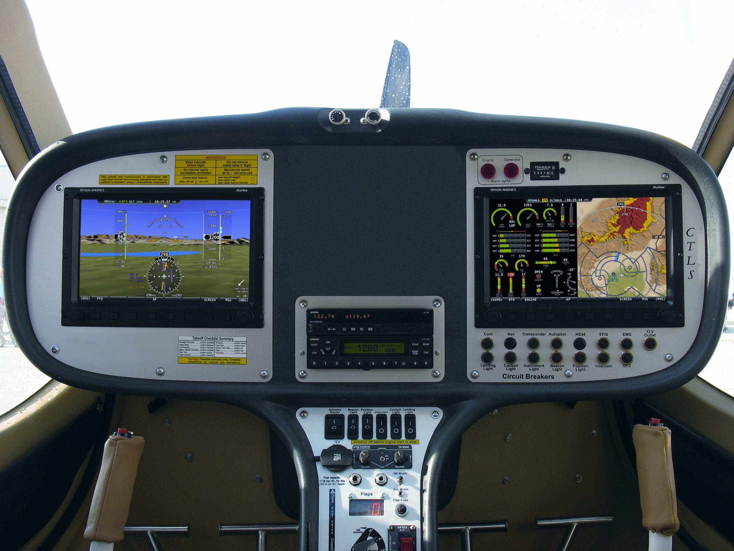Dynon launches SkyView 5.1