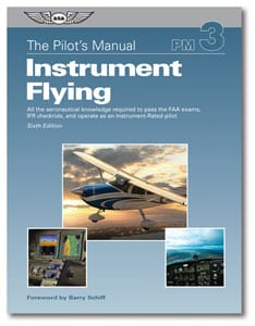 Latest edition of 'Instrument Flying' released