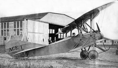 The first sport planes