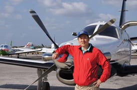 GA pilot to make historic flight through China | General Aviation News