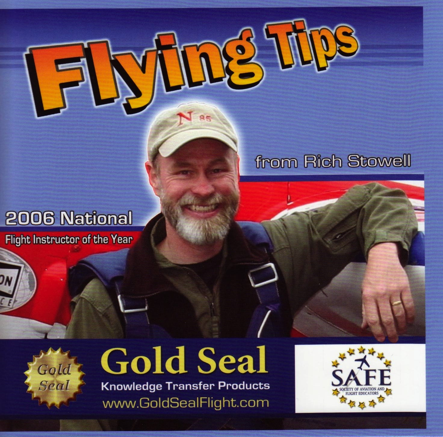SAFE offers 'Flying Tips' CDs to members