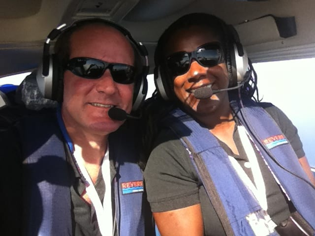 Flight4Lives: Couple fly from Cape Cod to Cape Horn to raise awareness of organ donation