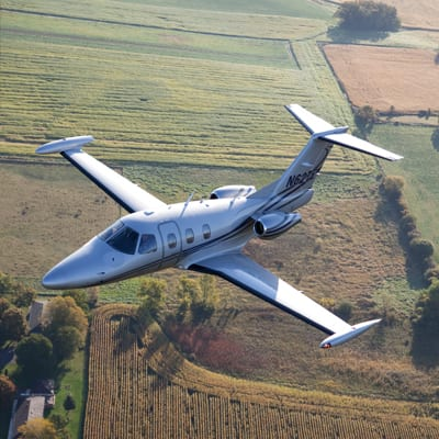 Chinese distributor for Eclipse jet named