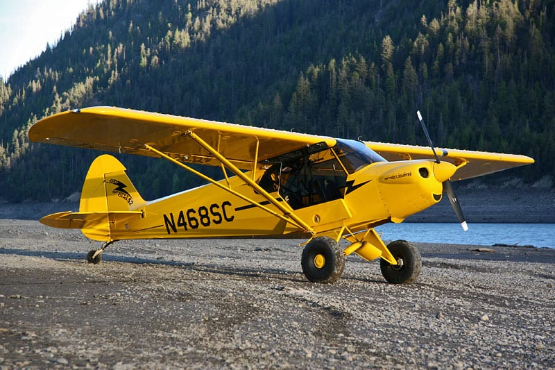 CubCrafters' LSAs flying high