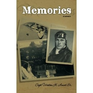 Lifelong aviator publishes 'Memories'