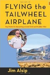 'Flying the Tail Wheel Airplane' published