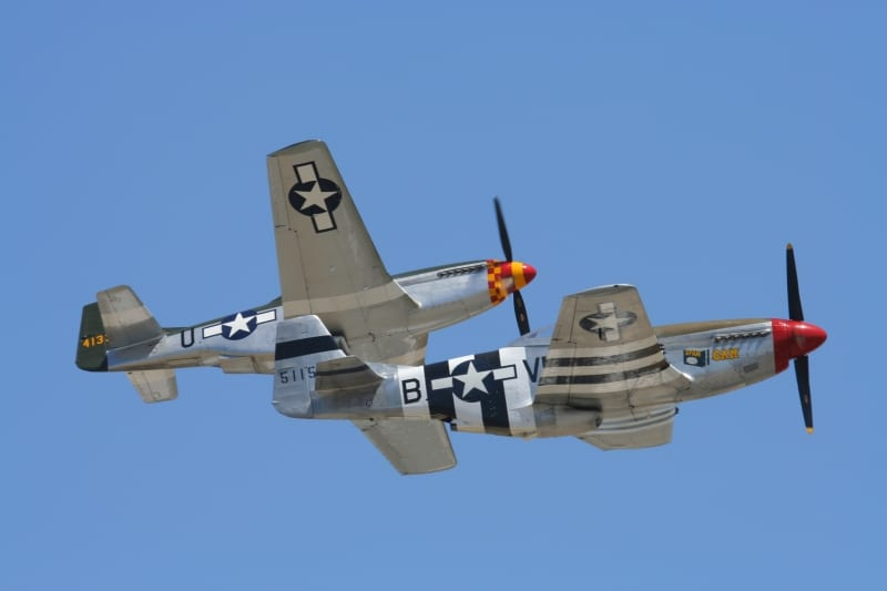 Where Warbirds Fly