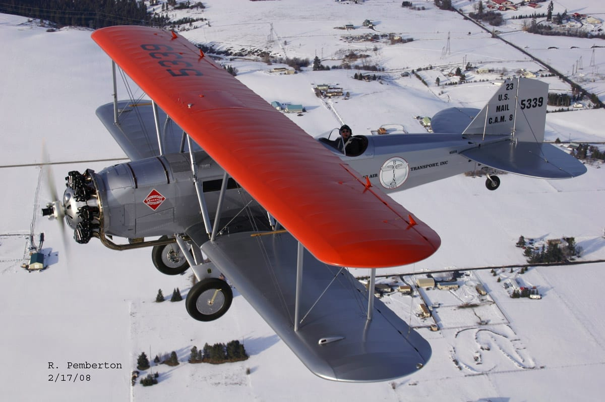 For airshows and other aviation events, local is the way to go