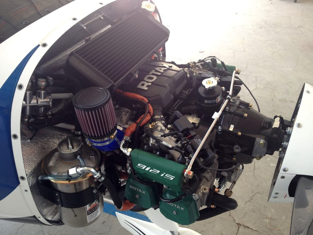 LSAs feature new Rotax engine