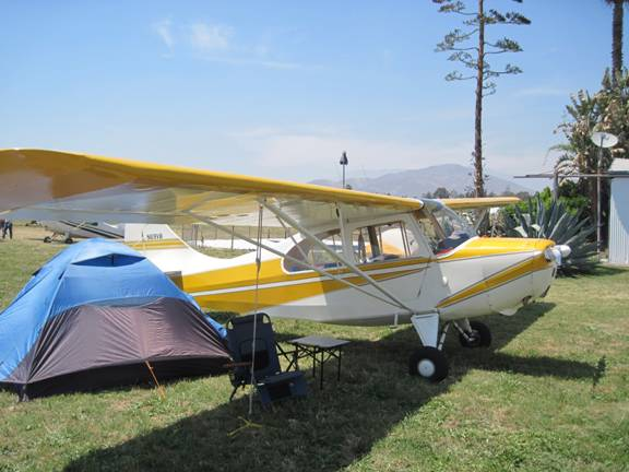 Second annual Aeronca Fly-In set for Flabob