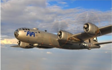 Last flying B-29 grounded, faces costly repair