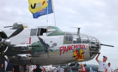 TICO Warbird Show suffers iffy weather, but still shines