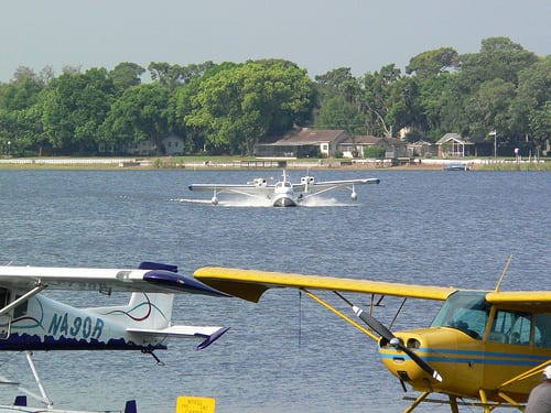 SUN 'n FUN Seaplane Splash-In cancelled