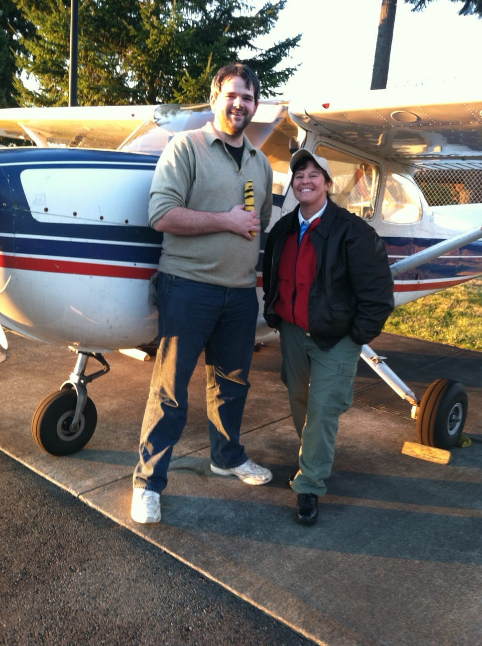 First solo: The CFI's perspective