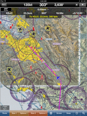 WingX adds ADS-B Traffic and more