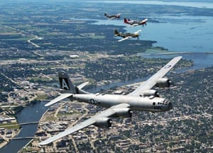 Warbirds over Oshkosh