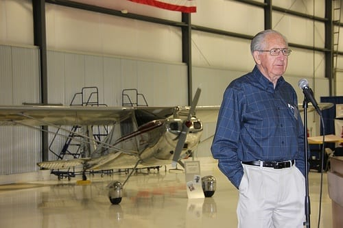 Bob Jones taught eastern Idaho to fly