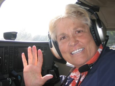 From survivor to student pilot