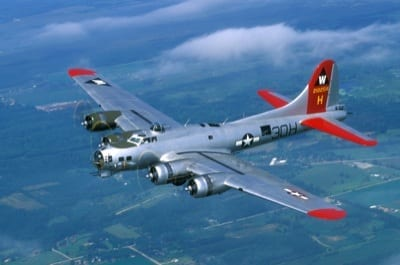 NC EAA chapter to host B-17