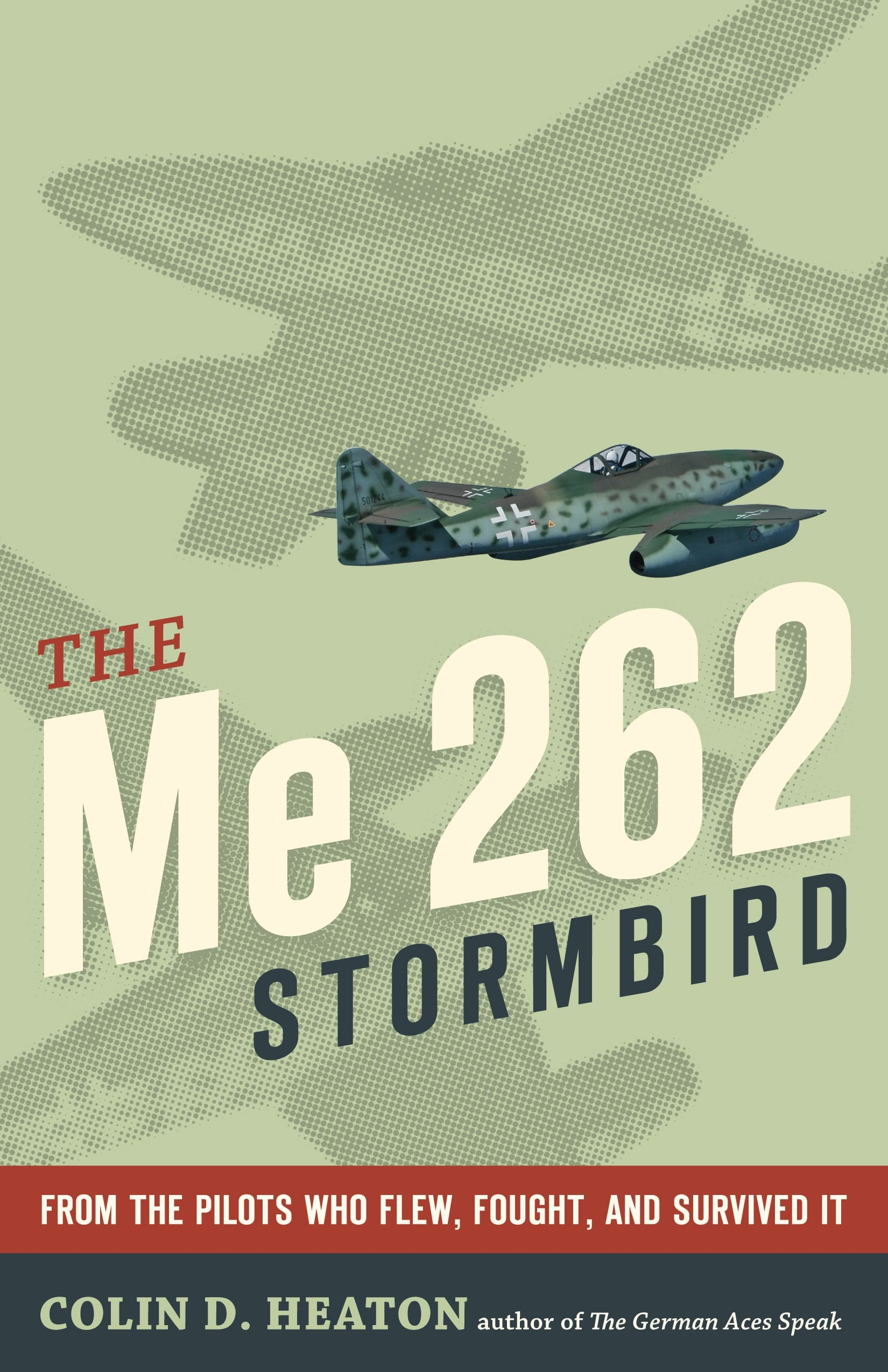 New book on Me 262 published