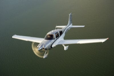 Six hours in a Cirrus