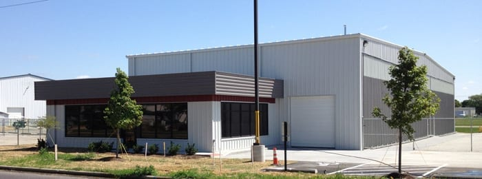 New hangar project completed at SUS