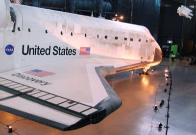 The Shuttle 'has wings' with the public, why not GA?