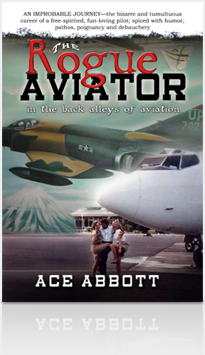 Third edition of 'The Rogue Aviator' released