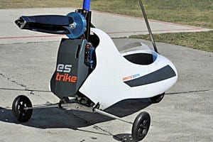 Electric Sports weight-shift trike impresses