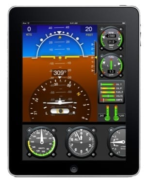 New engine monitoring system for the iPad unveiled
