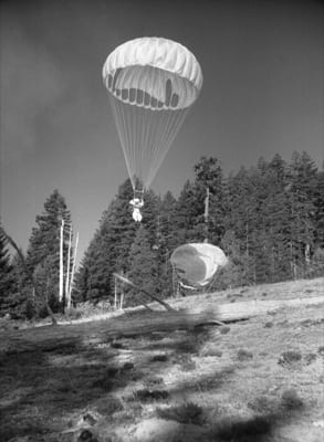 Smokejumpers honored in Oregon