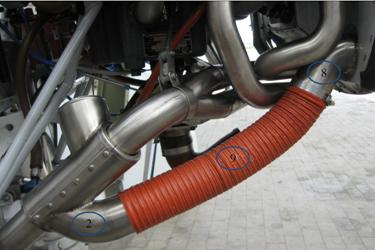 Chabord exhaust system certified for Cessna 172s