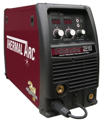 Portable welding system introduced