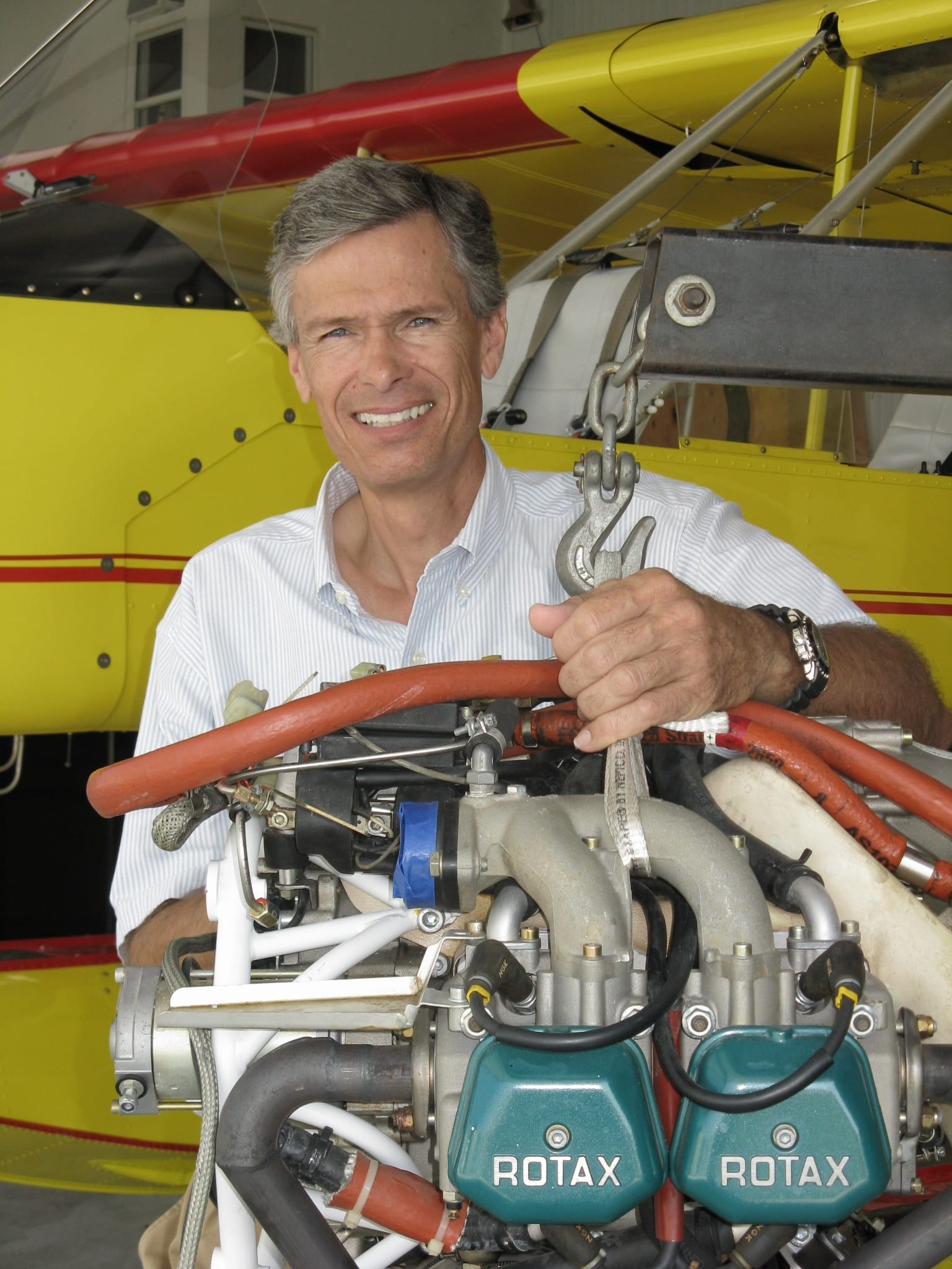 Rotax expert to present forums at Arlington and Oshkosh