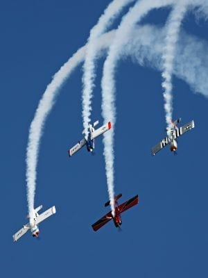 U.S. Sport Aviation Expo adds twilight airshows